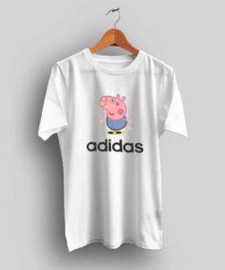 Cheap Adidas X Peppa Pig Inspired Urban T Shirt