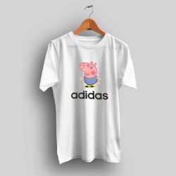 Cheap Adidas X Peppa Pig Inspired Urban T Shirt