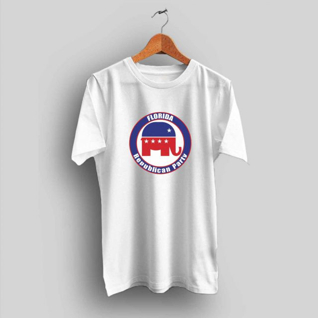 Cheap Florida Republican Party T Shirt