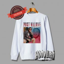 Cheap Post Malone Stoney Tour Sweatshirt