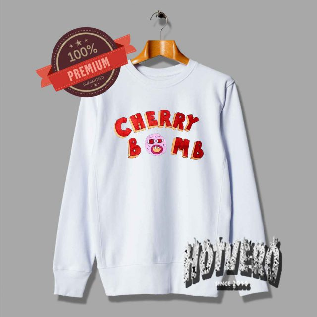 Cherry Bomb Earl Sweatshirt Unisex Sweater