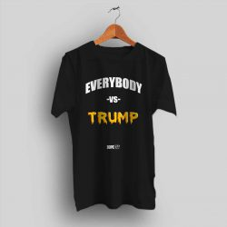 Everybody Vs Trump T Shirt Marshawn Lynch Outfit