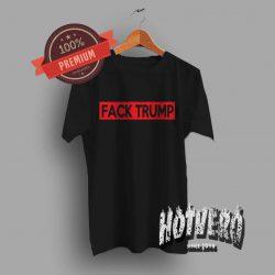 Fack Trump Eminem Tour Concert T Shirt