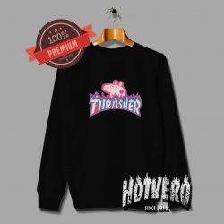 For Sale Thraser X Peppa Pig Inspired Sweatshirt