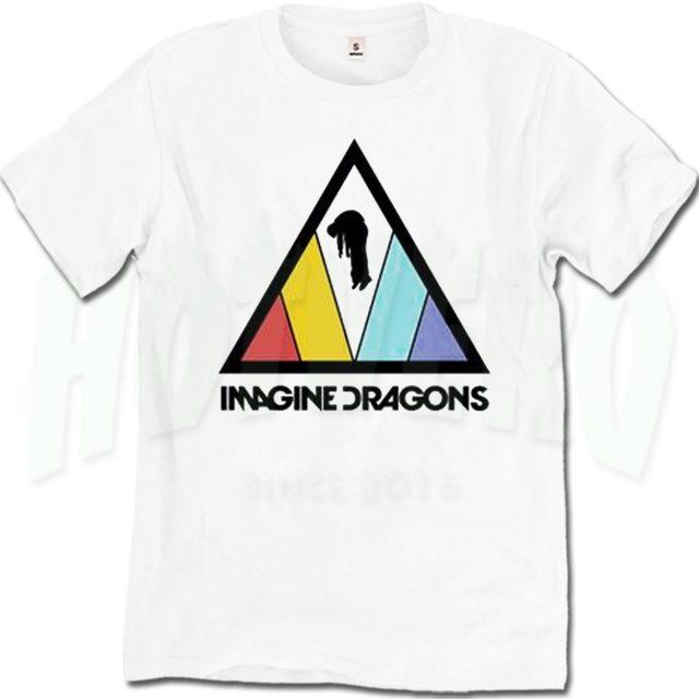 Imagine Dragons Evolve Album T Shirt