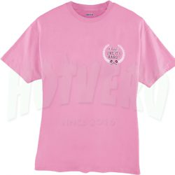 Jadelynn Brooke Elle Woods Vibes Light Pink T Shirt