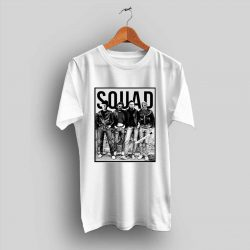 Jason Voorhees Friday The 13th Squad T Shirt