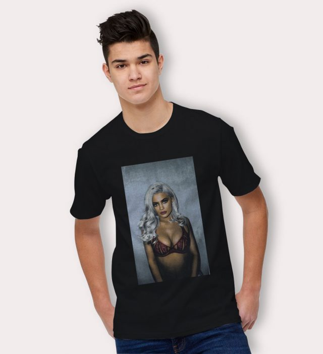 For Sale Kylie Jenner Photoshoot T Shirt