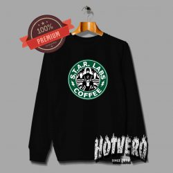 Star Labs Starbucks Coffee Cool Sweatshirt