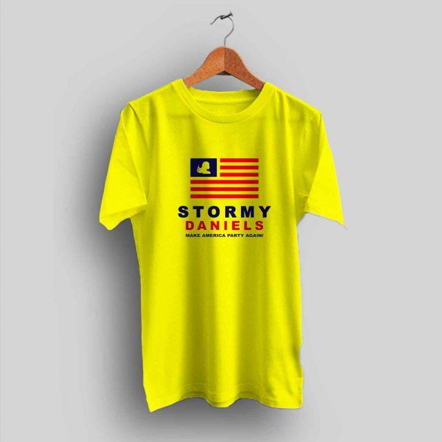 Stormy Daniels Trump Scandal