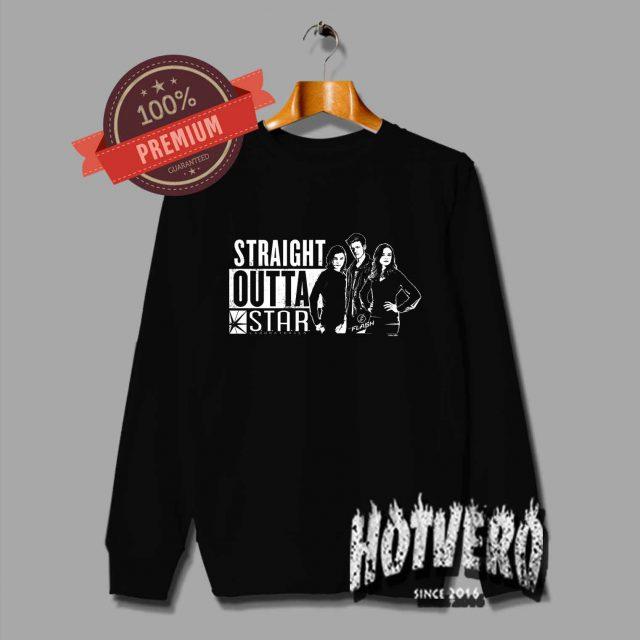 Straight Outta Star Labs Sweatshirt
