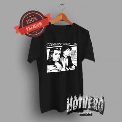 Stranger Things Sonic Youth Inspired T Shirt