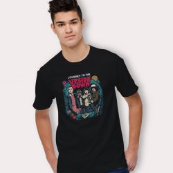 Stranger Things T Shirt Journey To The Upside Down