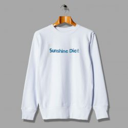 Sunshine Diet Summer Sweatshirt For Teen