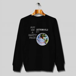 Travis Scott Astroworld Live Tour Unisex Sweatshirt