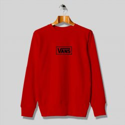 Vintage Vans Symbol Unisex Sweatshirt