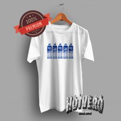 Vintage Pocari Sweat Bottle Cup T Shirt For Teen