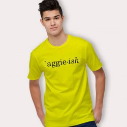 Cheap Aggie Ish Urban T Shirt
