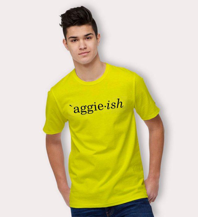Cheap Aggie Ish Urban T Shirt