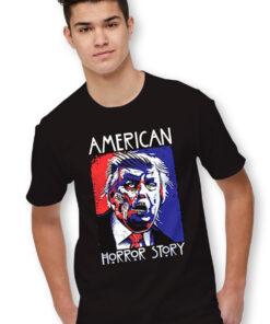 American Horror Story Donald Trump Halloween T Shirt