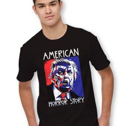 American Horror Story Donald Trump Halloween T Shirt