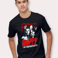 Buffy The Vampire Slayer Halloween T Shirt