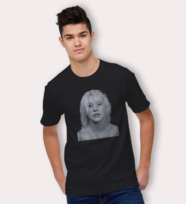 Cheap Christina Aguilera Liberation T Shirt