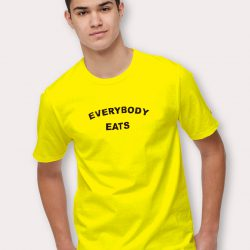 Cheap Everybody Eats Graphic T Shirt