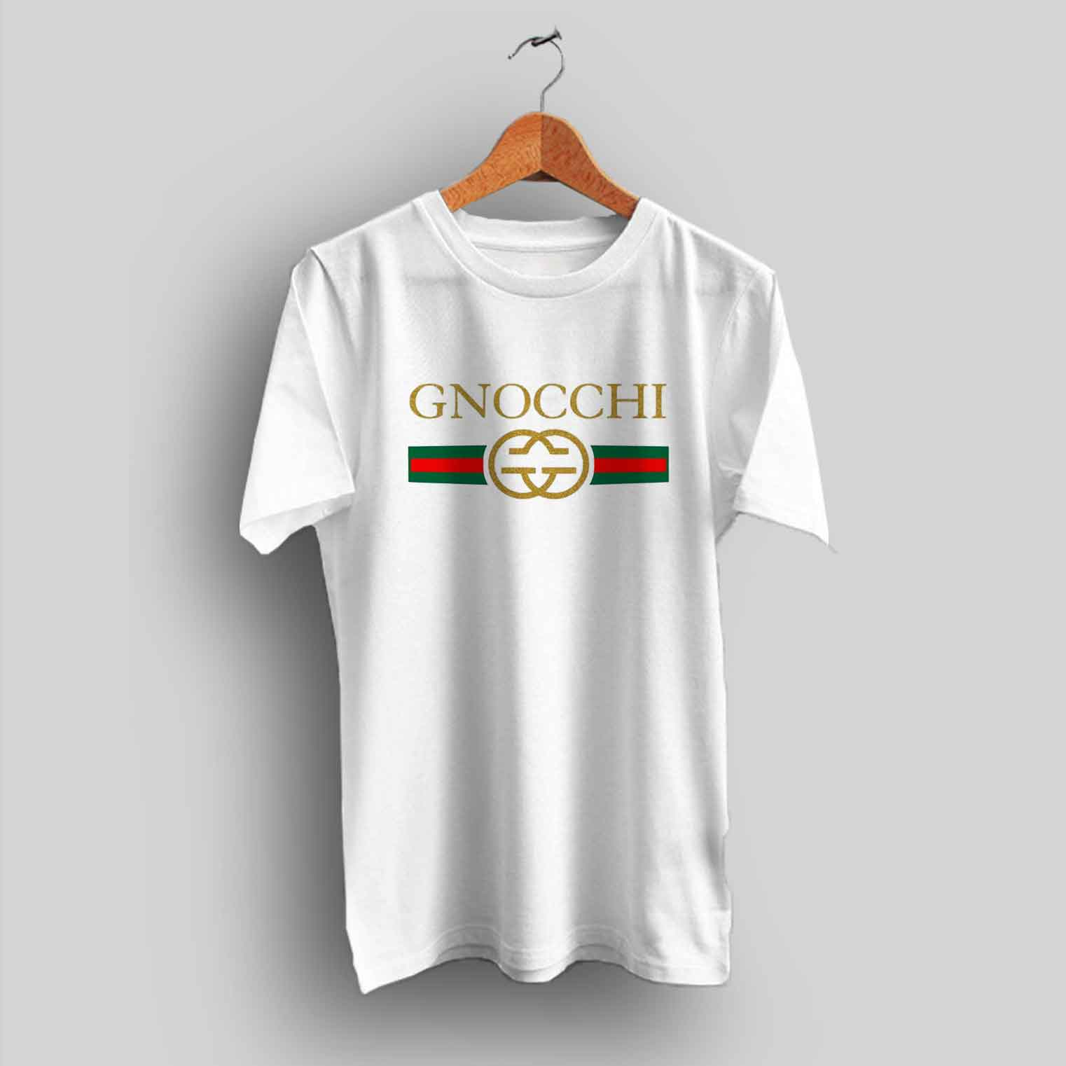 b92e8ce7e44f9 For Sale Gnocchi Vintage GC Parody T Shirt Cheap Urban Clothing