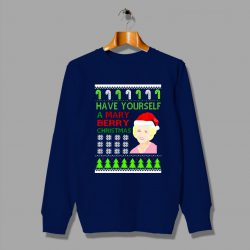 Have Yourself A Mary Berry Christmas Sweater