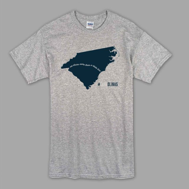 Hurricane Florence Save Carolinas T Shirt