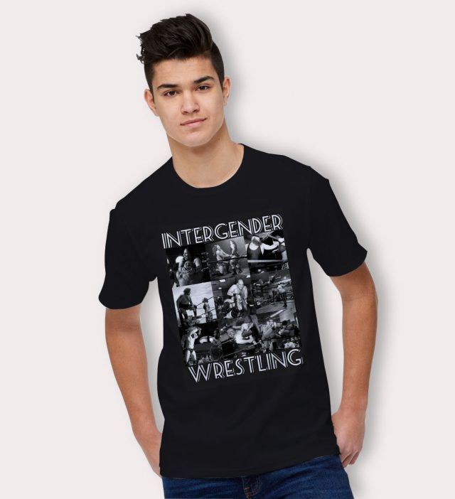 Intergender Wrestling T Shirt