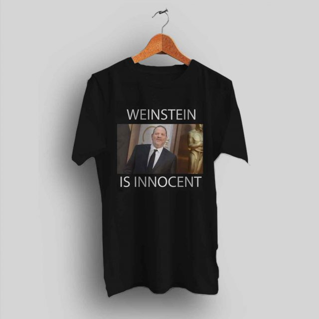 Luciano Silighini Garagnani Weinstein Is Innocent T Shirt