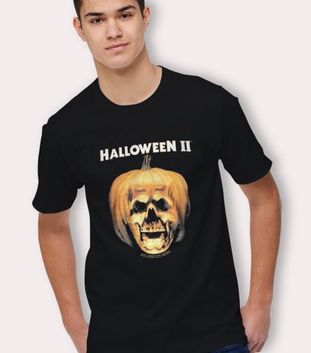 Michael Myers Halloween II Vintage T Shirt