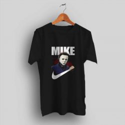 Mike Michael Myers Just Do It Halloween T Shirt
