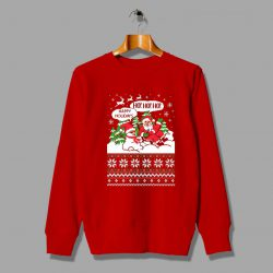 Santa Claus Ugly Christmas Sweater