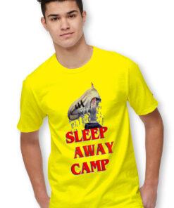 Sleep Away Camp Halloween T Shirt Series