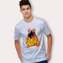 Cheap Smash Mouth Steve Harwell T Shirt