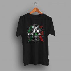Team Canelo Saul Canelo Alvarez Boxing T Shirt