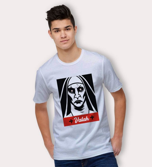 The Nun Horror Movie T Shirt
