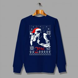 Tupac Hip Hop Legend Ugly Christmas Sweater