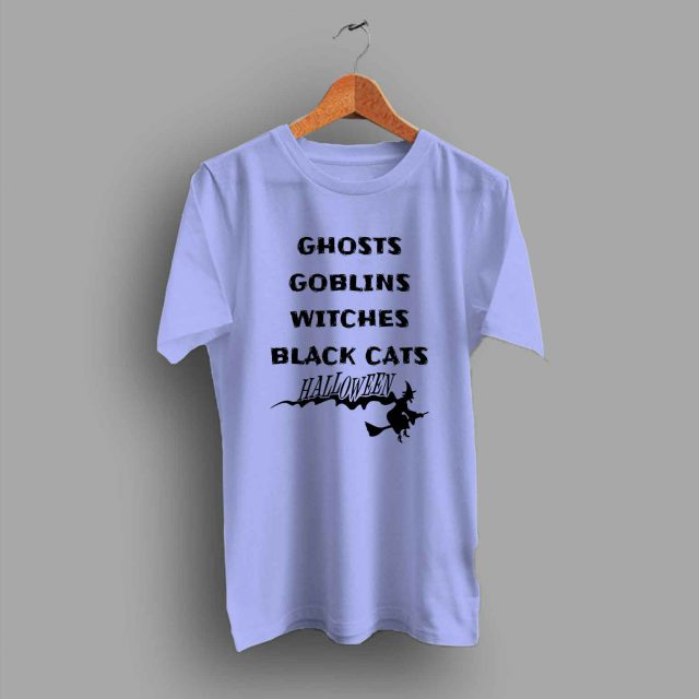 Witches Halloween T Shirt