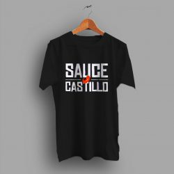 Get Buy Sauce Castillo Basketball T Shirt