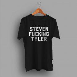 Steven Fucking Tyler T shirt