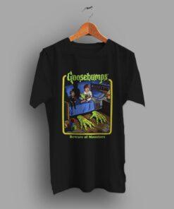 Goosebumps Beware Of Monsters Halloween T Shirt
