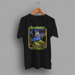 Goosebumps Beware Of Monsters Halloween T Shirt