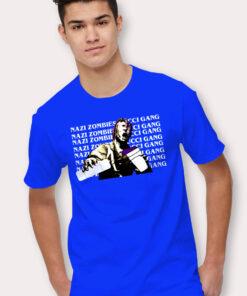 Lil Pump Gucci Gang Zombie T Shirt