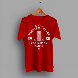 Nakatomi Plaza Christmas Party 1988 T Shirt