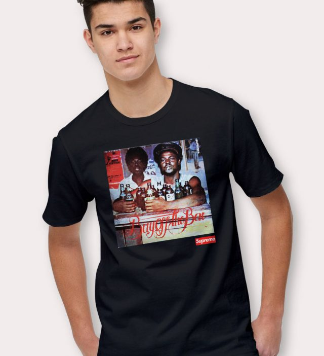 SS17 Limonious Supreme T Shirt