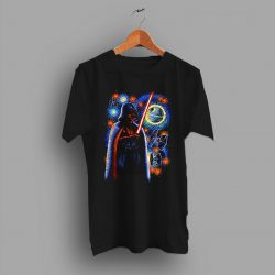 Starry Night Star Wars Darth Vader T Shirt